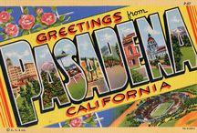Our Home:  Pasadena