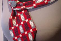 Men Ties Upcycled