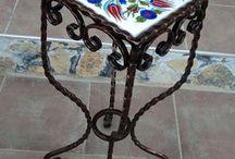 Turkisk mosaik m.m