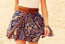 Bohemian Hippie Style / by Kirea Madison