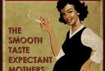 Crazy retro adverts
