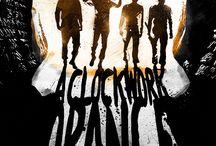 Graphic design: Movie posters