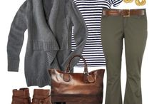 Outfits / by Ruth Warwick