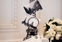 Paris Themed Bridal Shower / Paris Themed Bridal Shower
