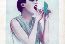 1923 / hair and make-up