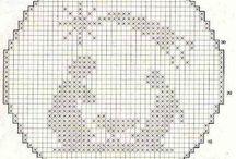 haft krzyżykowy