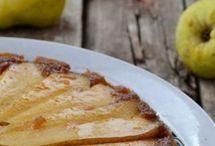 Tutti frutti / Recettes aux bons fruits... Des pommes, des poires, des framboises... / by Fourchette & Bikini