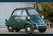 Vintage Mini-Cars / Extremely Popular Mini-Cars