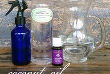 essential oils. / by Just Julie Ann