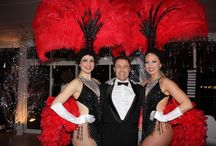 Show Girls / Check out the amazing Show Girls that can be booked to perform alongside Andy Wilsher Sings at any event. Add some glitz and glamour to your celebration and make it an event to remember. See more at http://www.andywilshersings.co.uk/show-girls/