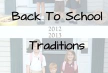 Back to School / by Mommy Mandy