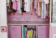 Kids cupboards