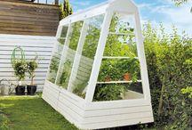 Mini Greenhouse - DIY (Step by Step)