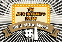 Best of the Week - The Auto Mechanic's Dream / Best automotive stuff we found on the web.