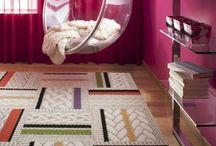 girls bedroom living room