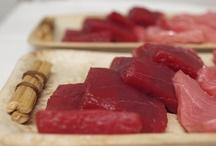 My Sushi & Sashimi / Mis Platos de Sushi & Sashimi / My sushi & sashimi creations