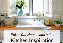 Contests & Giveaways / Contests and giveaways sponsored by Old House Journal magazine. / by Old House Online