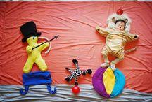 Fotos creativas bebés
