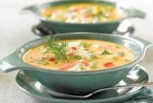 soup / by Teresa Glover