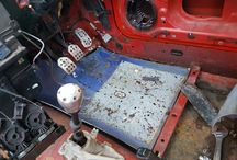 Renault 5 gt turbo restore