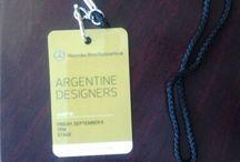 MBFW / Mercedes Benz Fashion Week