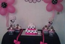 Baby girl shower / by Michelle Huskey