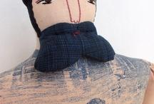 Doll making / by Ingrid Duffy