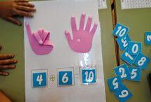 пособие-решение примеров на пальцах