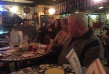 Emilio's After Hours / Check out the board enjoying some drinks and appetizers with our friends at Emilio's and our Hillside community! As always, we had a great and delicious time!