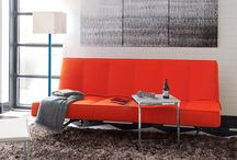 Affordable Sofa Beds For Stylish Living / by Alexandra Friedman
