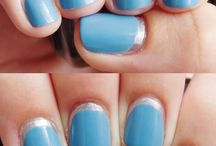 Nails I won't do but like