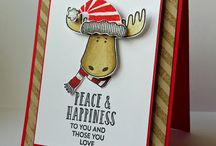 Stampin Up - Jolly Friends