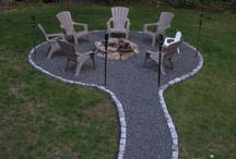 Fire pit ideas / by Amanda Capuzzi