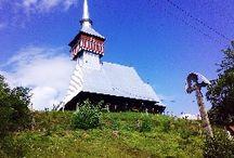 Biserici de lemn - judetul Bihor