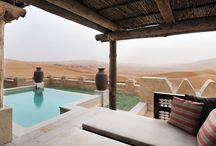 Desert Oasis / http://www.dotandbo.com/collections/weekender-desert-oasis