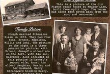 Genealogy Scrapbooking