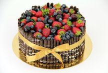 Cake & ice cream / Cakes, ice cream's & other sweeeet thing's
