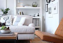 Devon new build - living room