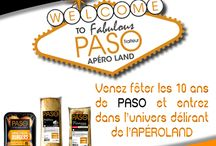 Inspiration Apéroshow Paso Traiteur - Very Good Moment / Pour ses 10 ans, Paso s'invite chez vous à l'apéro avec au menu : préfou, focaccia, croq'saucisse, mini muffins ainsi que les irrésistibles cheeseburger !