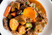 Recipes- Instant Pot Soup & Stew