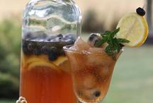 2013-5-4 iced tea  / iced tea