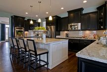 kitchen ideas / by Jackie Erickson Weber