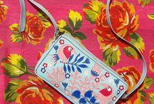 ANDREIA RIVEROS BAGS. / Minhas bolsas com conceito colorido e criativo.