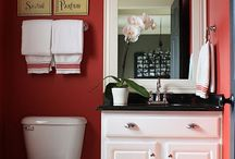 bath / by Colleen Condon Touranjoe