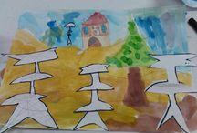 Taller Arte e Inglés( de 4 a 6 años)