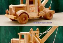 TOYS WOOD CREATIONS