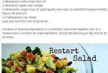 Salads / by Natalie Levanetz