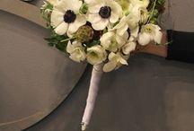 Fridhem wedding flowers / Our own design