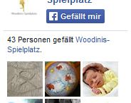 Woodinis Spielplatz im Socialnetz / Woodinis Spielplatz findest Du auf Twitter, Facebook und Google+. Kauf auf Rechnung, per Paypal oder mit Kreditkarte, kein Problem. Finde Dein Produkt bei #Woodinis