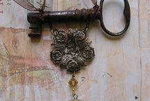 Key / by Lunar Amulet Co.